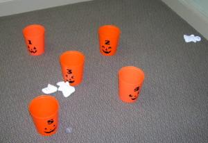 HalloweenPartyBeanToss